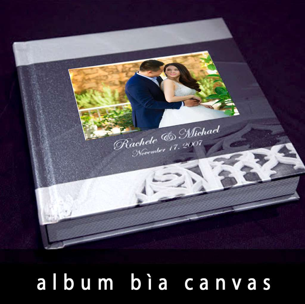Bìa Canvas